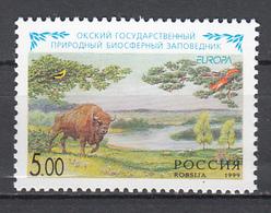 Rusland  Europa Cept 1999 Postfris M.n.h. - 1999