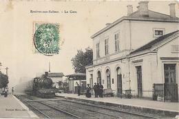ROSIERES AUX SALINES La Gare - Other Municipalities