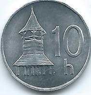 Slovakia - 10 Halierov - 2002 - KM17 - Slowakei