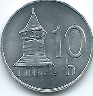 Slovakia - 10 Halierov - 2002 - KM17 - Eslovaquia
