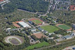 Chemnitz (Saxe - Allemagne) Stadion An Der Gellertstrabe - Chemnitz