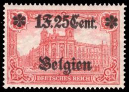 Belgium OC 0023* H - WW I