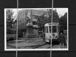PHOTO TRAM 58 VILVOORDE ROGIER REPRO - Tramways
