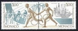 DD-/-225-  J.O. 1992 - N° 1770 & 1773, Se Tenant ,  * * , Cote 4.95 € ,  Liquidation - Nuevos