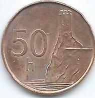 Slovakia - 50 Halierov - 2004 - KM35 - Eslovaquia