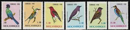 1978 Mozambique Birds Set (** / MNH / UMM) - Songbirds & Tree Dwellers