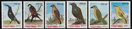 1992 Mozambique Birds Set (** / MNH / UMM) - Songbirds & Tree Dwellers