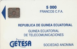 Equatorial Guinea - Logo 5000 - Guinée-Equatoriale