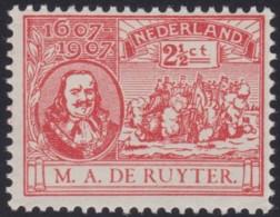 Nederland      .  NVPH     .     89   .    **     .    Postfris     .   /   .  MNH - 1891-1948 (Wilhelmine)