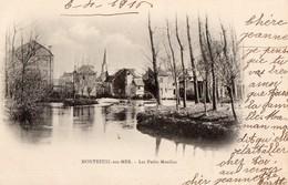CPA - 62 - MONTREUIL-SUR-MER- Les Petits Moulins - Montreuil