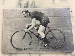Les Sports. Sprinters Belge Van Den Born. - Cycling