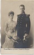 Belgique Prince Albert Et Princesse Elisabeth De Belgique - Belgique