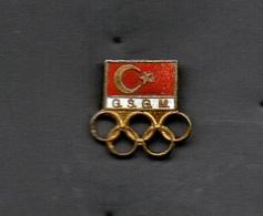 Pin's NOC Jeux Olympiques - Jeux Olympiques