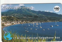 Martinique - Couleurs Martinique - Antille (Francesi)
