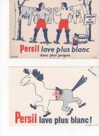 Buvard Lessive Persil Les 2 - Pulizia