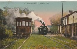 WORMHOUDT  La Gare - Wormhout