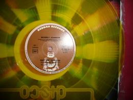 LP33 N°3910 - BEVERLY JOHNSON - DON'T LOSE THE FEELING - C.10519 - YELLOW VINYL - FUNK SOUL DISCO - Soul - R&B