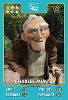 TCG - HEROS DISNEY PIXAR - 122 - Charles Muntz -  Là Haut - Disney