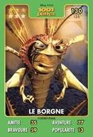 TCG - HEROS DISNEY PIXAR - 130 - Le Borgne -  1001 Pattes - Disney