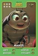 TCG - HEROS DISNEY PIXAR - 134 - Marcel -  1001 Pattes - Disney