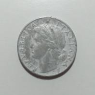 Italia  1 Lira 1949 - 1946-… : Republic