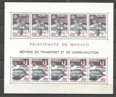 MONACO ANNEE 1988 BF N°41 NEUF** NMH - Blocchi