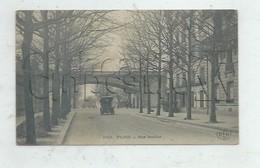 Paris 16ème Arr (75) : MP D'une Voiture Rue Molitor En 1913 (animé)  PF. - District 16