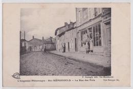 Sainte-Menehould - La Rue Des Prés Epicerie - Sainte-Menehould