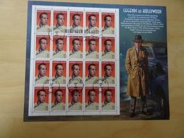 USA Michel 2872 KB Humphrey Bogart Gestempelt (14340) - Blocs-feuillets