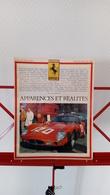 Ancienne Coupure De Presse Automobile Ferrari GTO/400 SA Et 330 LMB - Voitures (Courses)