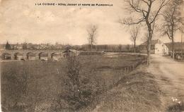La Cuisine : Hôtel Jacoby Et Route De Florenville -- 1920 - Florenville