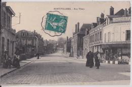 76 Montivilliers - Rue Thiers - Montivilliers