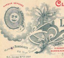 FRANCE - 1934 - Facture - Clarifiants Liquides Français - Lamothe & Abiet - Frankreich