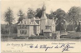 Ganshoren  *  Environs De Bruxelles - Chateau Rivièren  (Nels, 49) - Ganshoren