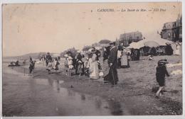 CABOURG (Calvados) - Les Bains De Mer ND 4 - Cabourg