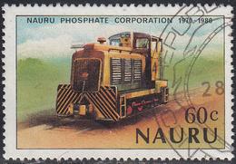 NAURU     SCOTT NO  216     USED     YEAR 1980 - Nauru