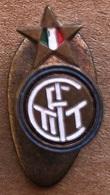 ATTENTION C'EST UNE BOUTONNIERE - LOGO INTER MILANO - CALCIO - SOCCER - FOOTBALL - FUSSBALL- ITALIA - ITALIE - ITALIEN - Football