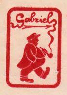 FRANCE - ALGERIE - 1946 - Facture - GABRIEL - Huiles & Graisses - Combustibles, Gazogènes... - France