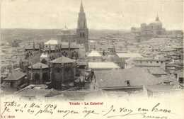 Toledo La Catedral RV - Toledo