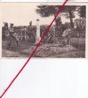 CP 62 - BETHUNE -   Cimetière   Français - Bethune