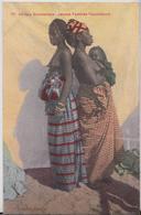 Afrique Occidentale Jeunes Femmes Toucouleurs Seins Nus Femme Nue Collection Gautron - Süd-, Ost-, Westafrika