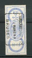 BELGIQUE    FISCAUX - N° Yvert ? Obli. - Stamps