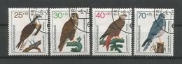 DBP 1973 Birds Y.T. 604/607 (0) - Usati