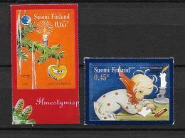 2004 MNH Finland, Postfris** - Finland