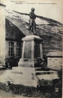 Le Claux Monument Du Souvenir Cliché Rapoutet - Autres Communes