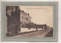 CPA - (36) PONT-CHRETIEN - Aspect De L'entrée Du Bourg En 1931 - Autres Communes
