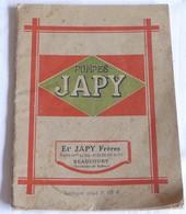 Pompes JAPY, Catalogue Réduit P.113R - Books, Magazines, Comics