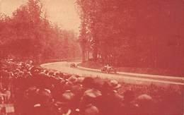 GRAN PREMIO DE ITALIA 1924.- UNA VIAJE EN EL CIRCUITO DE MONZA, DURANTE EL GRAN PREMIO DE ITALIA - Grand Prix / F1