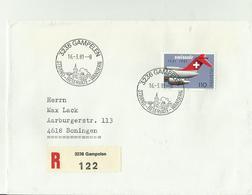CH R-CV 1981  3236 - Poststempel