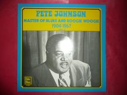LP33 N°3928 - PETE JOHNSON - OL 2806 - Blues